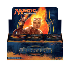 Magic 2014 Core (M14) Booster Box