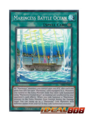 Marincess Battle Ocean - RIRA-ENSE2 - Super Rare - Limited Edition