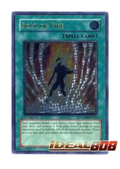 Soul of Fire - FOTB-EN031 - Ultimate Rare - Unlimited Edition
