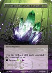 Magic Stone of Black Silence [CFC-086 R (Textured Foil)] English