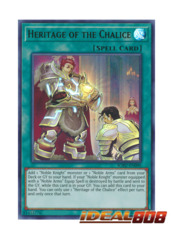 Heritage of the Chalice - SOFU-EN090 - Ultra Rare - Unlimited Edition
