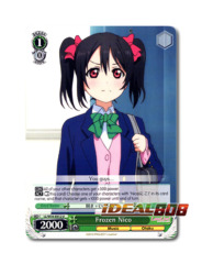Frozen Nico [LL/W34-E012 U] English