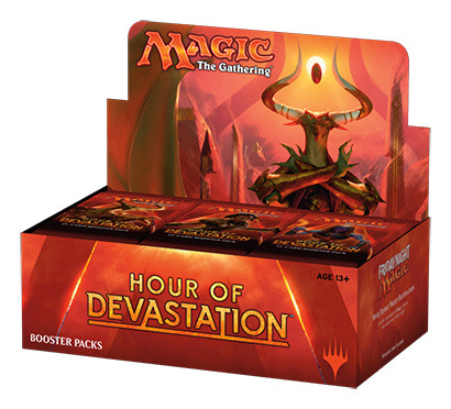 Hour of Devastation (HOU) Booster Box