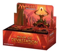 Hour of Devastation (HOU) Booster Box