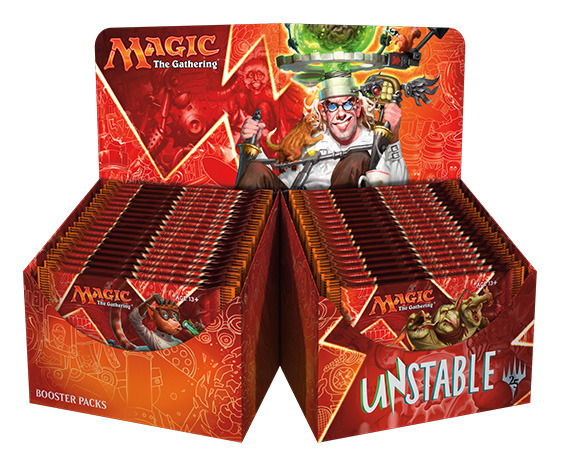 Unstable (UST) Booster Box * PRE-ORDER Ships Dec.8