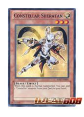 Constellar Sheratan - HA07-EN005 - Super Rare - Unlimited Edition