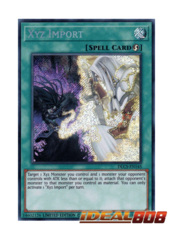 Xyz Import - DLCS-EN145 - Secret Rare - Limited Edition