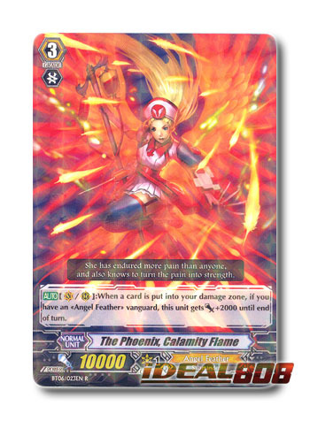 The Phoenix, Calamity Flame - BT06/023EN - R