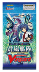 CFV-BT08 Blue Storm Armada (English) Cardfight Vanguard Booster Pack