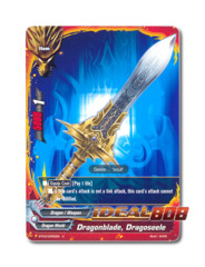 Dragonblade, Dragoseele - BT03/0050EN (U) Uncommon