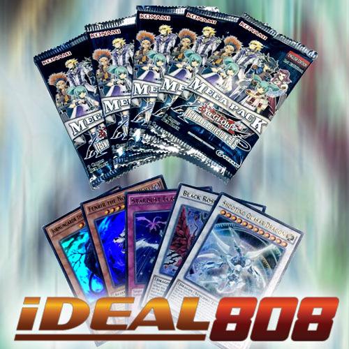 Legendary Collection 5: 5D's - 5 Mega Packs + Promo Pack Lot