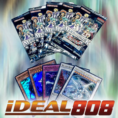 Legendary Collection 5: 5D's - 5 Mega Packs + Promo Pack Lot
