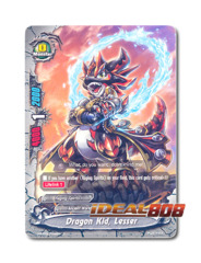 Dragon Kid, Lesser [H-BT03/0106EN C] English Foil