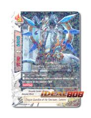 Dragon Guardian of the Sanctuary, Lumiere [H-BT03/0040EN R] English Foil