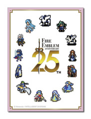 Fire Emblem 0: 25th Ann Heroines No.FE12 Character Sleeves (65ct)