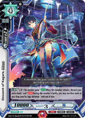 Descent of Kagura, Mana - BT03/076EN - SP (SIGNED FOIL)