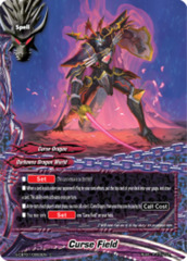 Curse Field [S-CBT01/0063EN C (Regular)] English