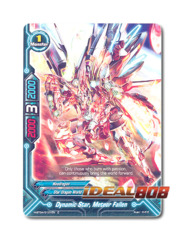 Dynamic Star, Meteor Fallen [H-BT04/0101EN C (FOIL)] English