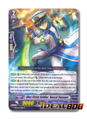 Blue Storm Soldier, Rascal Sweeper - G-BT02/071EN - C