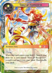 Fairy of Recurrence [LEL-054 C (Foil)] English