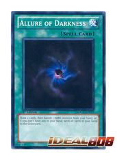 Allure of Darkness - SDGU-EN027 - Common - 1st Edition