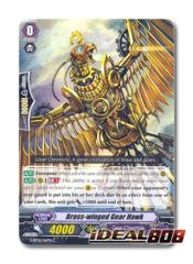 Brass-winged Gear Hawk - G-BT02/067EN - C