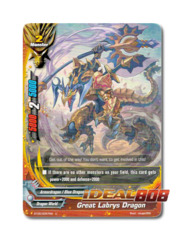 Great Labrys Dragon - BT05/0057 - U