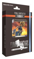 Final Fantasy TCG:  IX Starter Deck (Fire & Water) * ETA Jun.2017
