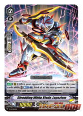 Shredding White Blade, Lapezium - V-PR/0104EN - PR (FOIL) [V-BT07]