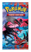 Pokemon XY: Base Set Booster Pack