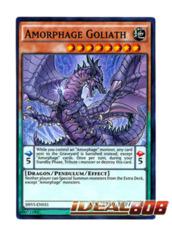 Amorphage Goliath - SHVI-EN031 - Super Rare - Unlimited Edition