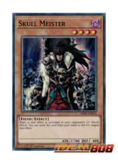 Skull Meister - SDPL-EN013 - Common - 1st Edition