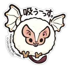 Monster Hunter World [Suu-ssu] Capcom x B-Side Label Sticker