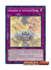 Awakening of the Sacred Beasts - SDSA-EN035 - Common - 1st Edition