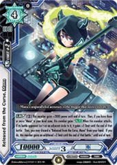 Released from the Curse, Mana - BT02/113EN - SR (Special FOIL)