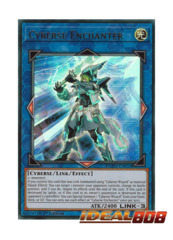 Cyberse Enchanter - DUPO-EN014 - Ultra Rare - 1st Edition