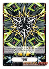 ▽ Imaginary Gift Marker [Force] - Shinemon Nitta Colors (Green) - V-GM/0114EN - IGR (Hot Stamp) [V-BT07]