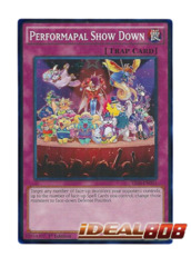 Performapal Show Down - YS16-EN031 - Common - 1st Edition