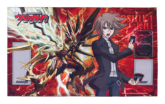 Cardfight Vanguard Playmat - Kai Breaker of Limits