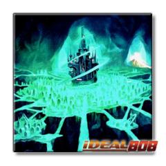 The Hidden City - FIGA-EN049 - Super Rare ** Pre-Order Ships Aug.23