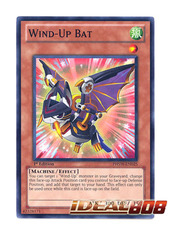 Wind-Up Bat - PHSW-EN025 - Common - 1st Edition