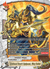 Awakened Brave's Equipment, Glory Seeker [X2-BT01A-SP/0001EN RRR (FOIL)] English