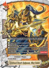 Awakened Brave's Equipment, Glory Seeker [X2-BT01A-SP/0001EN RRR (FOIL)] English