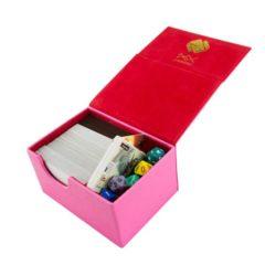 Dex Protection Medium Deck Box [Pink]