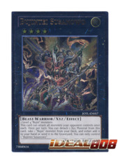 Bujintei Susanowo - JOTL-EN057 - Ultimate Rare - Unlimited Edition