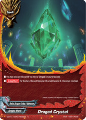 Dragod Crystal [S-BT01A-CP01/0033EN C (Regular)] English