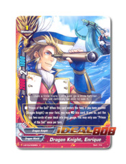 Dragon Knight, Enrique [H-BT03/0086EN C] English Foil