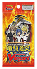 CFV-BT09 Clash of the Knights & Dragons (English) Cardfight Vanguard Booster Pack