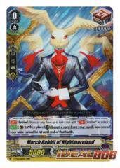 March Rabbit of Nightmareland - V-BT02/021EN - RR