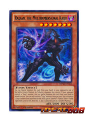 Radian, the Multidimensional Kaiju - MP16-EN163 - Rare - 1st Edition
